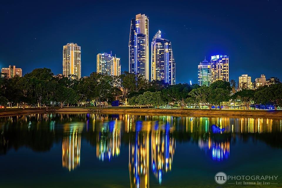 TTL Photography - Landscape Photography - HDR Cityscape